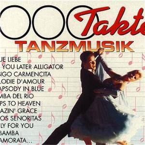 Cover - Cagey Strings: 1000 Takte Tanzmusik