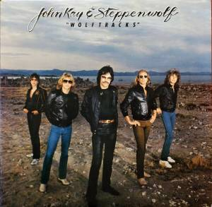 Cover - Steppenwolf: Wolftracks