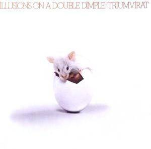 Triumvirat: Illusions On A Double Dimple (CD) - Bild 1