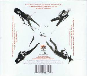 Mötley Crüe: Too Fast For Love (CD) - Bild 2