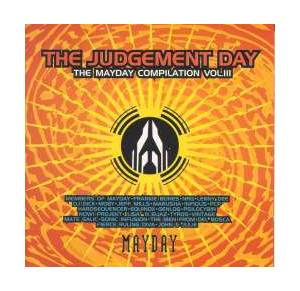 Cover - Lenny Dee: Judgement Day - The Mayday Compilation Vol. III, The