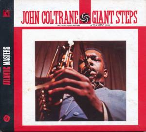 Cover - John Coltrane: Giant Steps