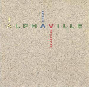 Alphaville: Singles Collection, The - Cover