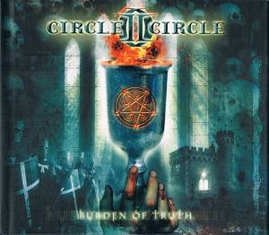 Cover - Circle II Circle: Burden Of Truth