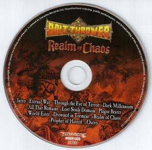 Bolt Thrower: Realm Of Chaos (Slaves To Darkness) (CD) - Bild 3