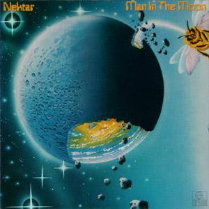Cover - Nektar: Man In The Moon