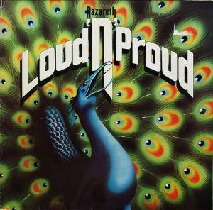 Nazareth: Loud'n'Proud (LP) - Bild 1