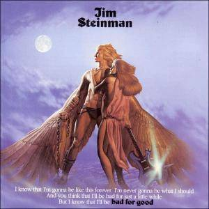 Jim Steinman: Bad For Good - Cover