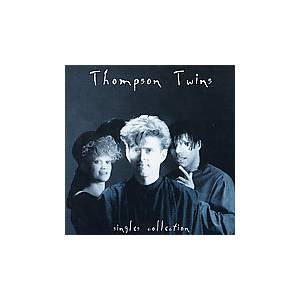 Thompson Twins: Singles Collection - Cover