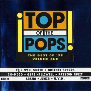 Top Of The Pops - The Best Of '99 - Cover