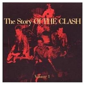 The Clash: Story Of The Clash - Volume 1, The - Cover