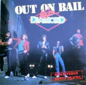 Cover - Legs Diamond: Out On Bail