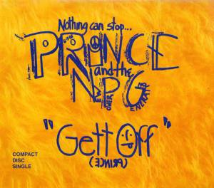 Prince & The New Power Generation: Gett Off - Cover