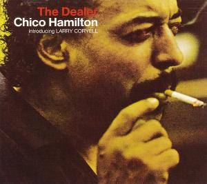 Chico Hamilton: Dealer, The - Cover