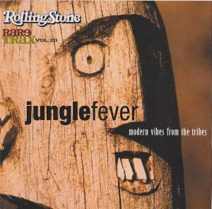 Cover - Genetic druGs & Jasmon: Rolling Stone: Rare Trax Vol. 20 / Jungle Fever