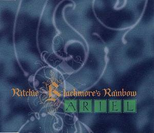Cover - Ritchie Blackmore's Rainbow: Ariel