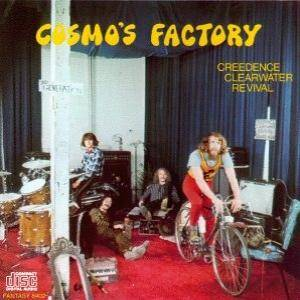 Creedence Clearwater Revival: Cosmo's Factory - Cover
