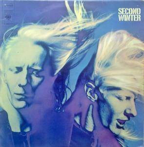 Cover - Johnny Winter: Second Winter