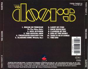 The Doors: The Doors (CD) - Bild 2