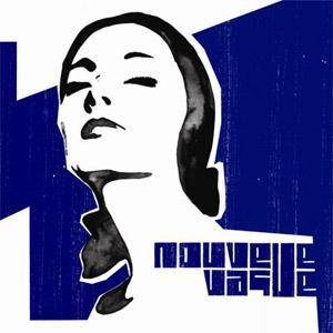 Nouvelle Vague: Nouvelle Vague - Cover