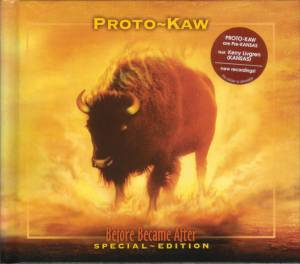 Proto-Kaw: Before Became After - Cover