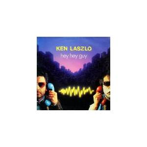 Cover - Ken Laszlo Vs. Disco Dice: Hey Hey Guy