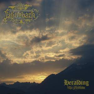 Falkenbach: Heralding - The Fireblade - Cover