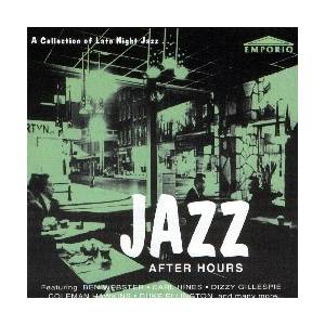 Jazz After Hours - Cover