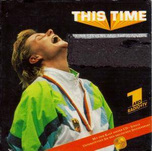 Akina Stevens: This Time - Cover