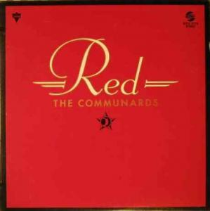 Communards, The: Red - Cover