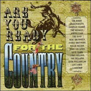 Are You Ready For The Country? - Cover