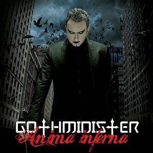 Cover - Gothminister: Anima Inferna
