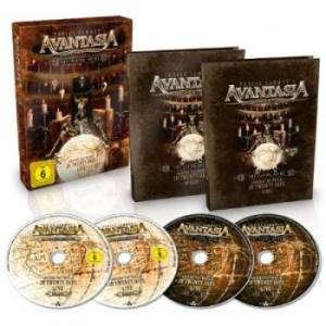 Tobias Sammet's Avantasia: The Flying Opera - Around The World In Twenty Days - Live (2-DVD + 2-CD) - Bild 2