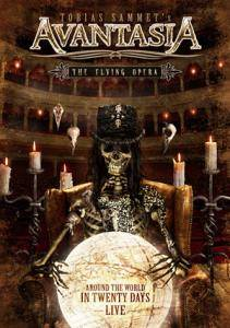 Tobias Sammet's Avantasia: The Flying Opera - Around The World In Twenty Days - Live (2-DVD + 2-CD) - Bild 1