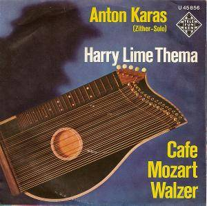 Anton Karas: Harry Lime Thema, Das - Cover