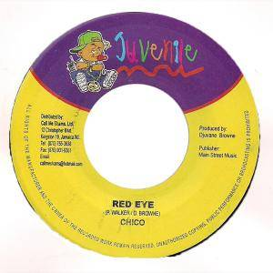 Chico: Red Eye - Cover