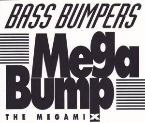 Cover - Bass Bumpers: Mega Bump - The Megamix