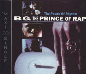 Cover - B.G. The Prince Of Rap: Power Of Rhythm, The