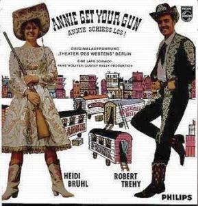 Cover - Irving Berlin: Annie Get Your Gun - Annie Schiess Los!