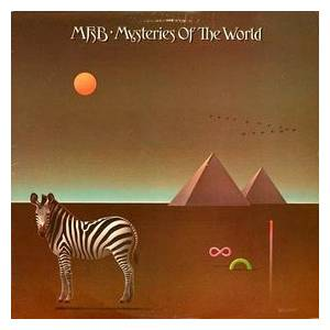 Cover - MFSB: Mysteries Of The World