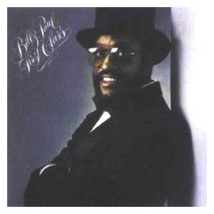 Cover - Billy Paul: First Class