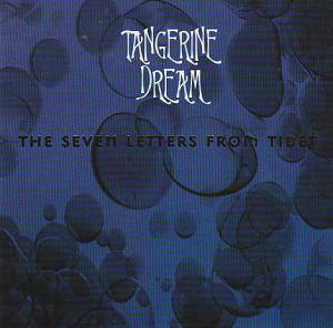 Tangerine Dream: Seven Letters From Tibet, The - Cover