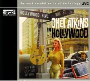 Cover - Chet Atkins: Chet Atkins In Hollywood