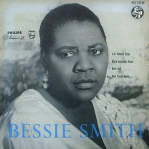 Cover - Bessie Smith: J.C. Holmes Blues