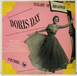 Cover - Doris Day: Lullaby Of Broadway
