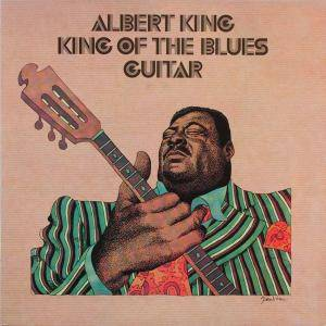 Cover - Albert King: King Of The Blues Guitar