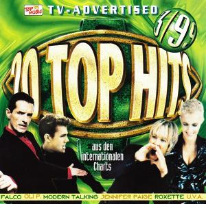 Cover - Various Artists/Sampler: 20 Top Hits Aus Den Charts - 3/99
