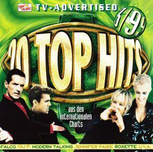 20 Top Hits Aus Den Charts - 3/99 - Cover