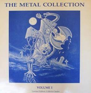Cover - Holosade: Metal Collection Volume I, The