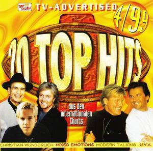 Cover - Judith: 20 Top Hits Aus Den Charts - 4/99